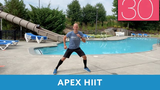 TONE UP 21 WEEK 7 - APEX HIIT #65 wit...