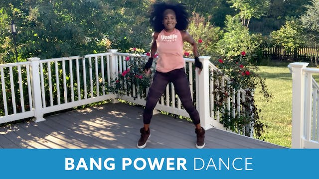 BANG Power Dance with Linda (LIVE 9/2...