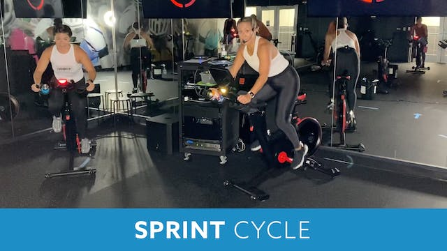 SPRINT Cycle 19 with JoAnne