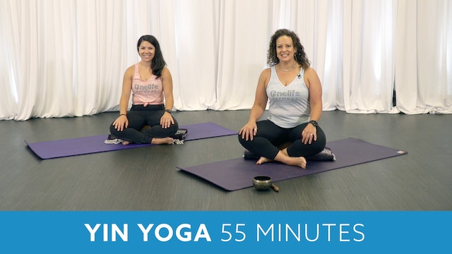 Transformation Challenge - (Week 4 Workout 4) Yin Yoga with Morgan
