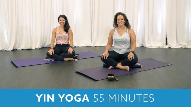 Yin Yoga with Morgan