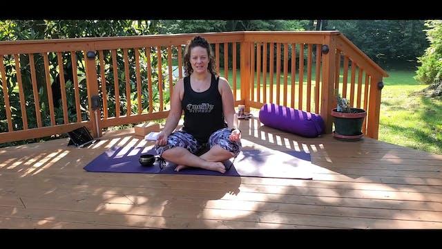 Yin Yoga with Morgan (LIVE Monday 7/2...