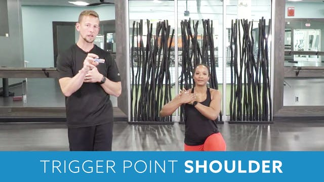 Trigger Point for the Shoulder with Kris