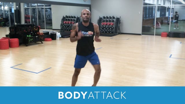 BodyAttack with Tomas (Thursday 9/10 ...