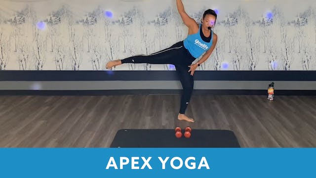 APEX Yoga with JoAnne (LIVE Tuesday 1...