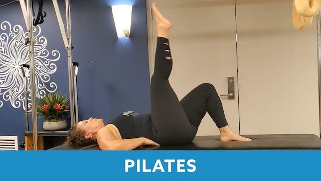 Pilates Mat with Morgan (LIVE Monday ...