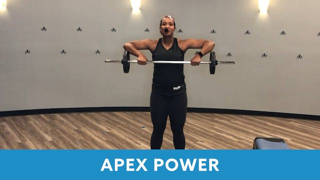 APEX POWER #15 with Sam (LIVE Tuesday...