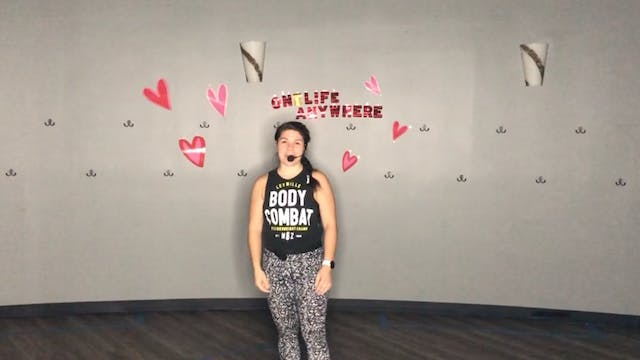 BODYCOMBAT with Mary (LIVE Thursday 2...