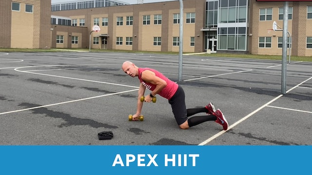 TONE UP 21 WEEK 1 - APEX HIIT #21 with Bob