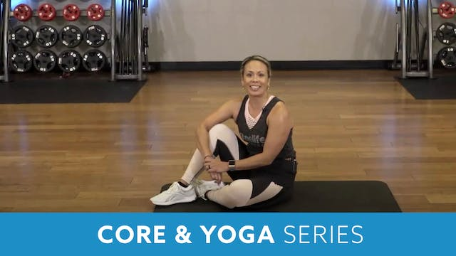 Core and Yoga with JoJo
