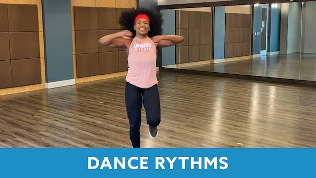 Dance Rhythms Vibz with Linda (LIVE M...