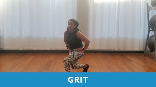 GRIT Athletic with Sharyn (LIVE Wedne...