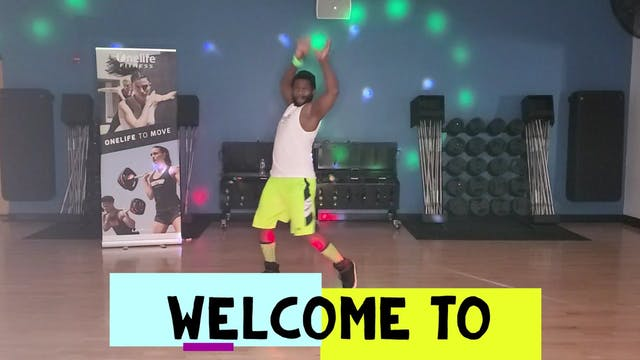 Dance with TJ (30 min)