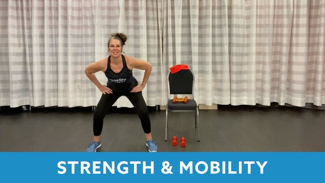 Senior Fitness Strength & Mobility wi...