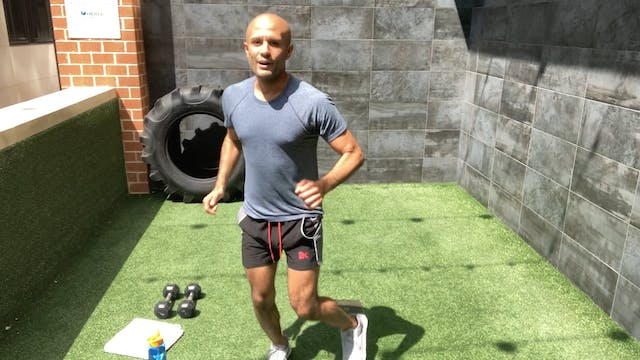 APEX HIIT with Tomas (LIVE Wednesday ...