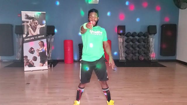 Dance with TJ (LIVE Friday 4/23 @ 5pm...
