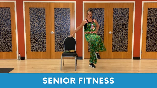 Juli holiday Senior Fitness Holiday w...