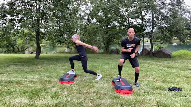GRIT Athletic 36  WITH BOB - LAUNCH