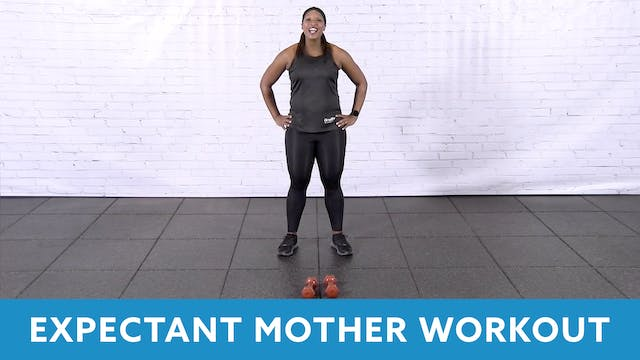 Expecting Mother's Exercises with Sam...