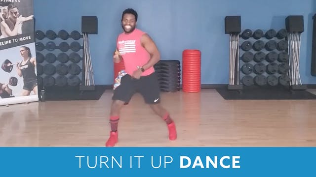 DANCE with TJ (LIVE Friday 12/18 @ 5p...