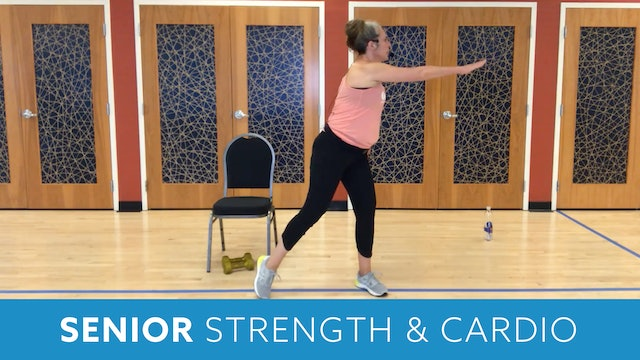 Senior Fitness Cardio & Strength with Juli