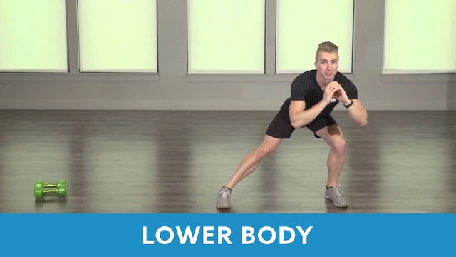 Lower Body Strength with Lars