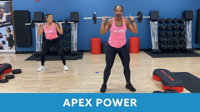 TONE UP 21 WEEK 5 - APEX POWER #5 wit...