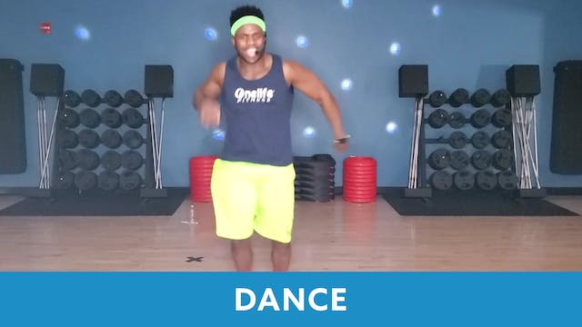Dance with TJ (LIVE 1/15 @ 5pm EST)