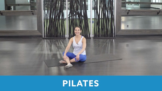 Day 2 - Advanced Part 2 - Pilates with Angela
