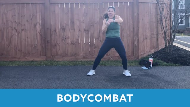 BODYCOMBAT with Mary (LIVE Wednesday ...