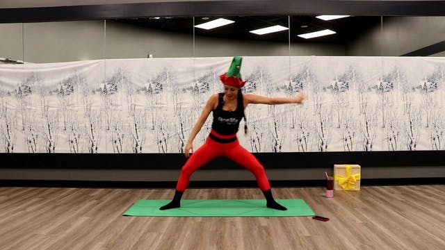 Holiday Power Yoga with Nina (LIVE Tu...