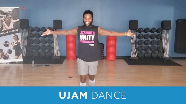 UJAM with TJ (LIVE Monday 10/5 @ 10:0...
