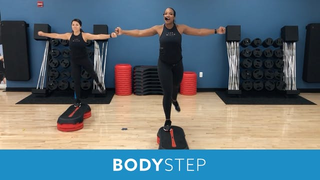 BODYSTEP with Sam (Friday 11/27 @ 12p...