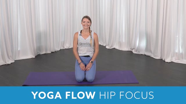 Yoga Flow (Concentration on the Hips)...