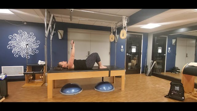Pilates 20 Min Express with Morgan (L...