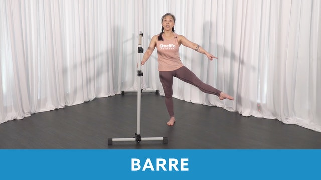 Barre with Miho