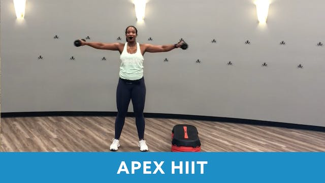 APEX HIIT with Sam (Live Tuesday 8/18...