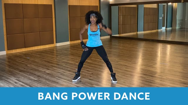 BANG Power Dance with Linda (LIVE Fri...