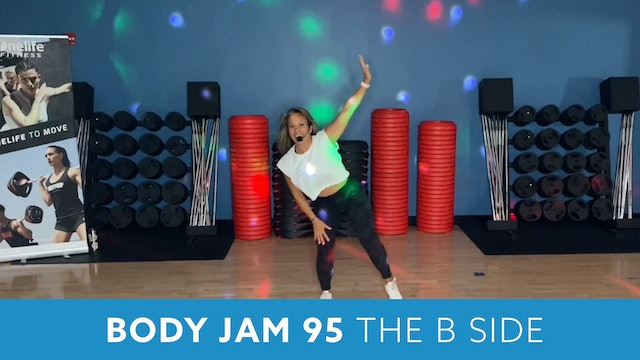 BODYJAM 95 The B side with JoAnne (LIVE Monday 5/10 @ 5pm EST)