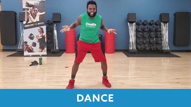 Dance with TJ (LIVE Tuesday 9/15 @ 12...