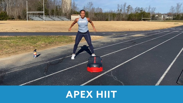 APEX Cardio with JoAnne (LIVE Tuesday 12/15 @ 5:00pm EST)