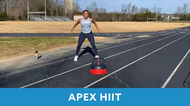 APEX Cardio with JoAnne (LIVE Tuesday...