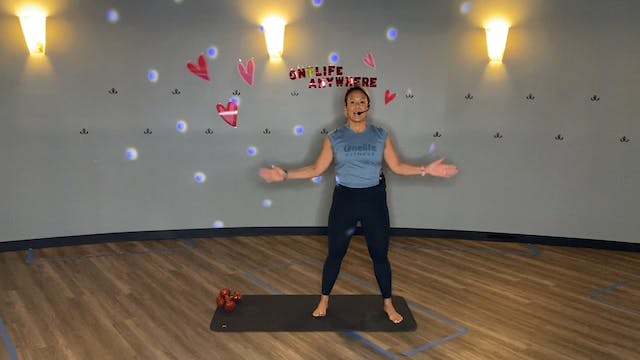 APEX Yoga with JoAnne (LIVE Tuesday 2...