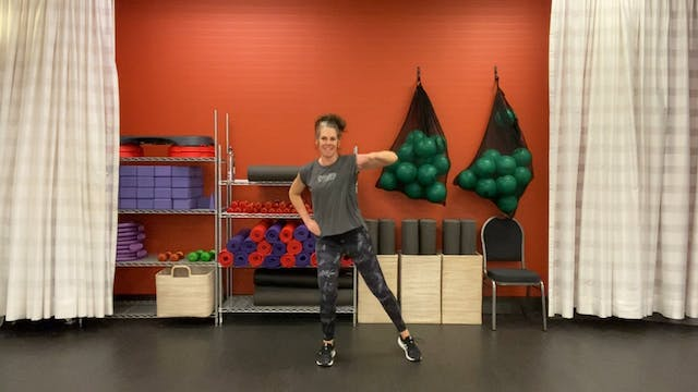 Senior Fitness Hi/Lo with Juli (LIVE ...