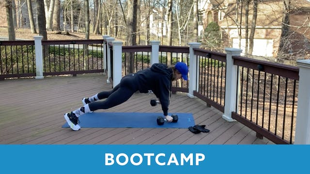 BOOTCAMP with Nikki (LIVE Thursday 3/...