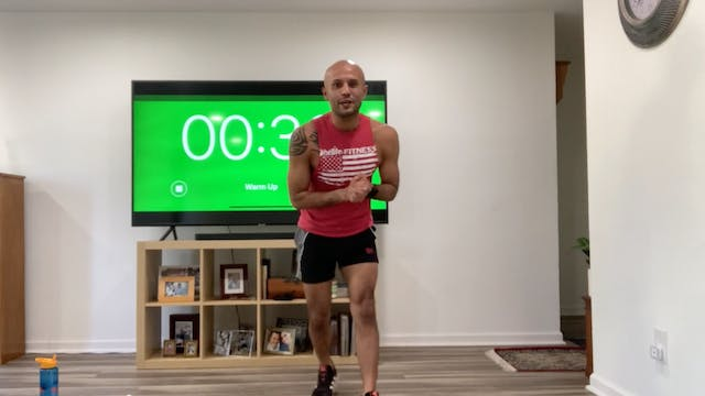 APEX HIIT with Tomas (LIVE Thursday 4...