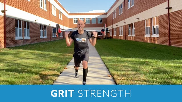 GRIT Strength 29 with Bob (LIVE Frida...