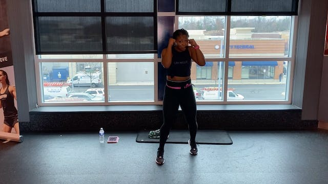 BODYCOMBAT with Shay (LIVE Thursday 3...