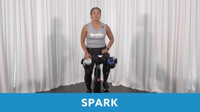 SPARK Cycle 30 with JoAnne