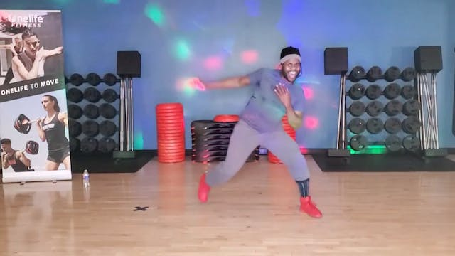 Dance with TJ (LIVE Wednesday 3/24 @ ...